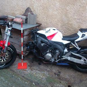 Honda CBR1000RR - 2004