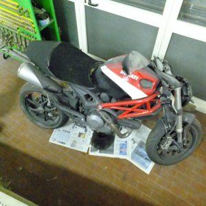 Ducati Monster 800 - 2010