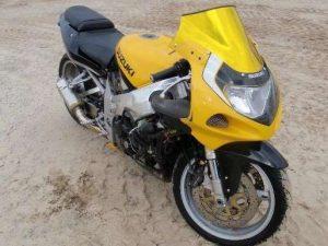 SUZUKI GSX750 2000