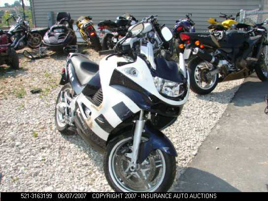 BMW K1200RS - 2003