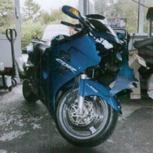 Honda CBR1100XX - 2003