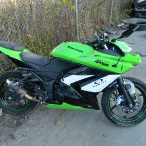Kawasaki EX250 - 2009