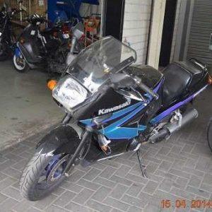 Kawasaki GPX600 - 1997