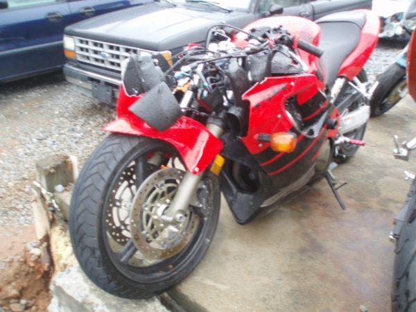 Honda CBR600 F4 - 2000