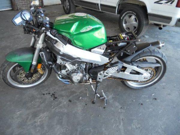 Honda CBR954RR - 2003