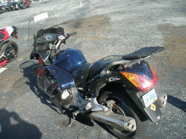 Honda ST 1300 - 2004