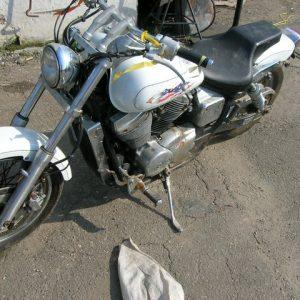 Honda VT750 - 2002