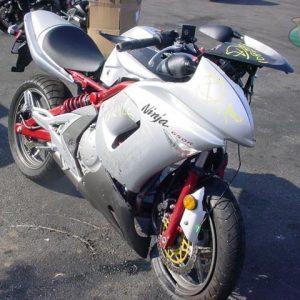 Kawasaki EX650 - 2006