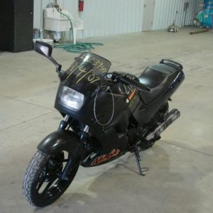 Kawasaki GPX250 - 2003