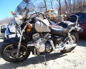 Kawasaki VN750 - 2005