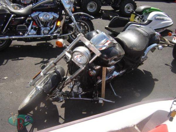 Kawasaki VN900 - 2008
