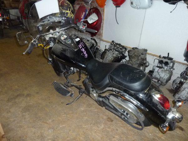 Kawasaki VN900 - 2009