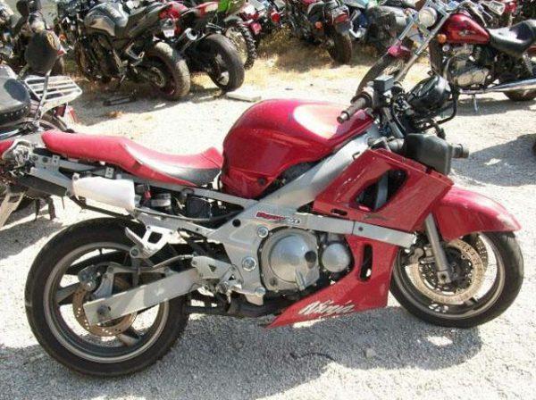 Kawasaki ZX600 - 1999