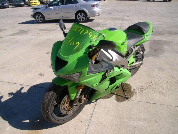 Kawasaki ZX600 - 2003