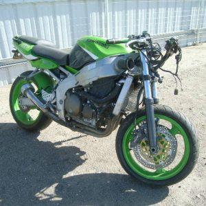 Kawasaki ZX600 - 2002