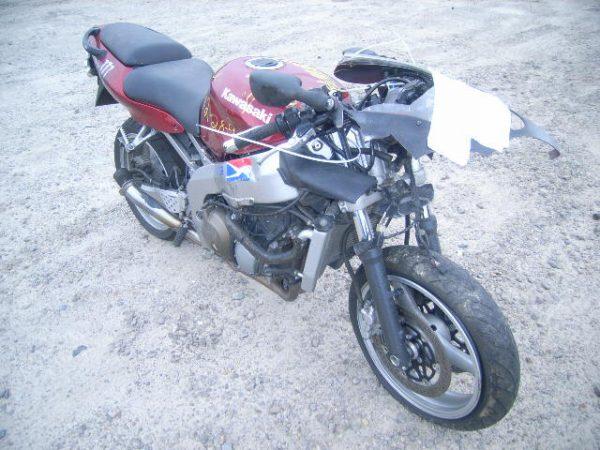 Kawasaki ZX600 - 2007