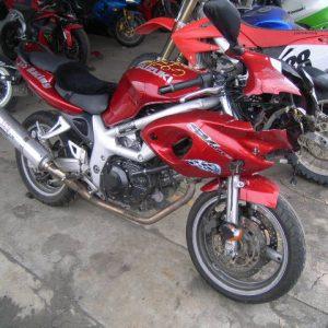 suzuki sv650 - 2001