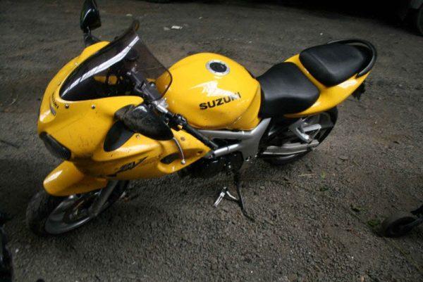 suzuki sv650 - 2002