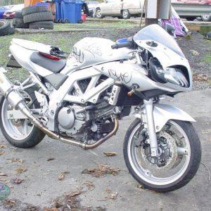 suzuki sv650 - 2003