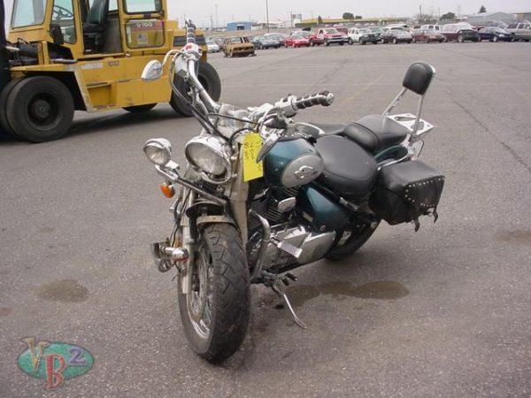 suzuki vl800 - 2003