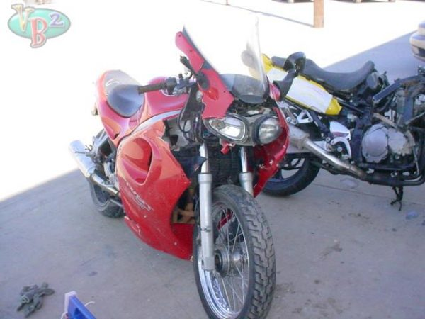 Triumph Sprint - 1999