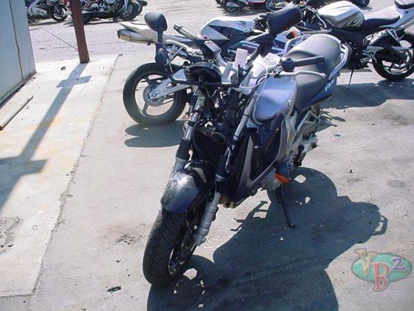 yamaha fz6sc - 2005