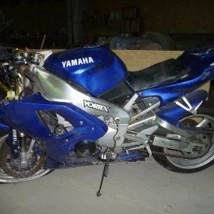 yamaha r1 - 1999