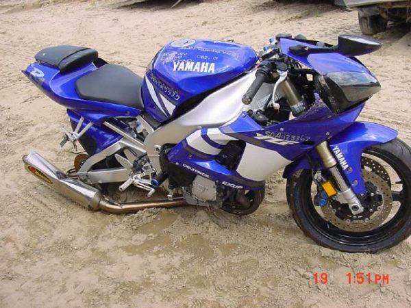 yamaha r1 - 2001