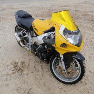 SUZUKI GSX750R - 2000